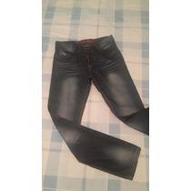 Pantalon Jeans Caballero Moderno Talla 34 Pequeño Como 32.