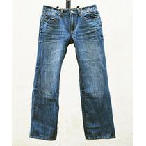 Pantalon Jeans Ecko T30 P/hombre Corte Bajo, Comprado En Usa