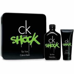 dfe0c0f86 Estuche Calvin Klein Ck One Shock 200ml Para Hombre Mil Ese
