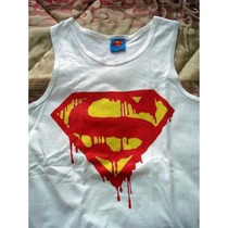 Polera Superman Original Talla M