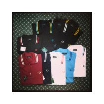 Poleras Fred Perry