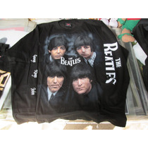 The Beatles Polera Manga Larga