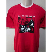 Polera Faith No More.