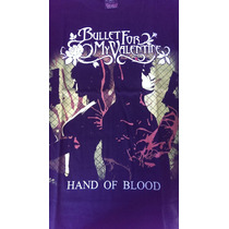 Bullet For My Valentine Polera Manga Corta