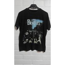 Polera De The Beatles, Talla S Adulto Buen Estado
