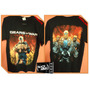 Polera Marvel Superheroes Deadpool Death Note Gears Of War