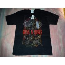 Polera Guns N´ Roses Hot Topic Original Nueva Talla M