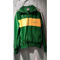 Poleron Adidas Originals Retro Vintage De Colección, Brasil