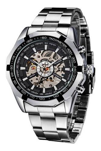 hombre reloj reloj