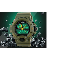 Reloj Skmei Original.japan Militar Deportivo + Caja + Envio