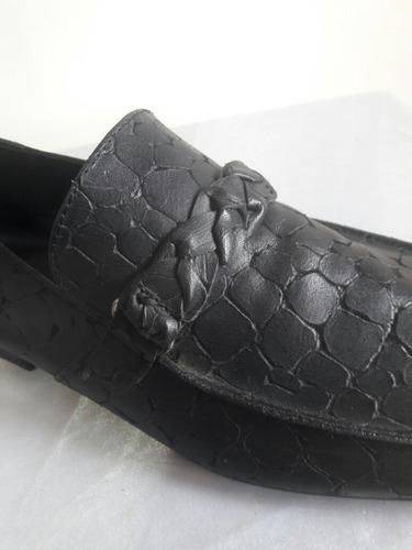 hombre sarkany zapatos mocasin
