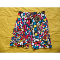 Short Playero Wicked