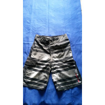 Bermudas Quicksilver Y Billabong 100% Originales