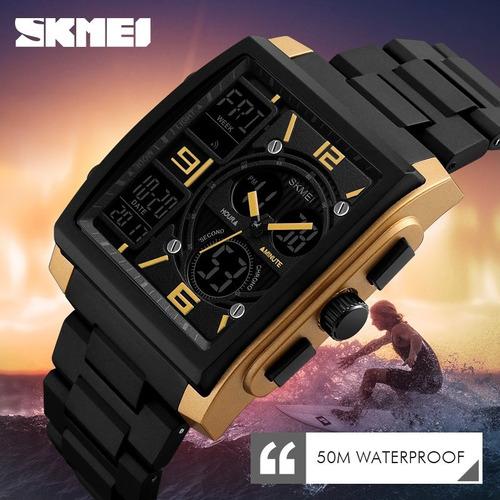 hombre skmei reloj