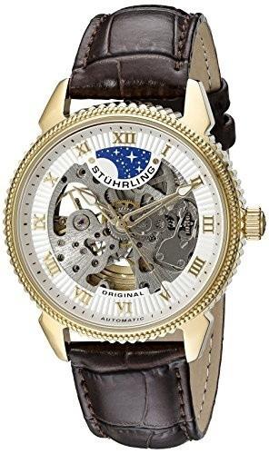 hombre stuhrling reloj