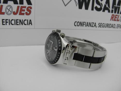 hombre swatch reloj