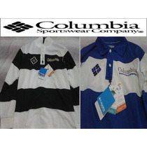 Suéter De Caballero Original Columbia Nuevos 2 Colores