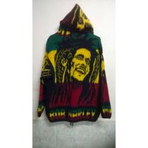 Sueter - Sweater Tejido Bob Marley