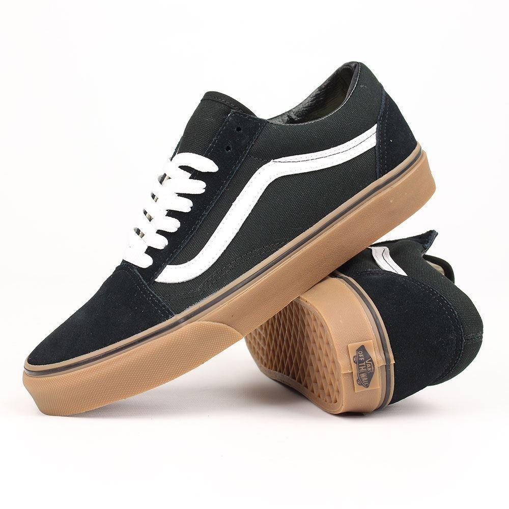 5e2d4f3d55594 Cargando zoom... zapatillas hombre mujer vans clásica old negras    sneakerbox