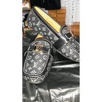 Zapatos Louis Vuitton. Mk. Gucci. Ch