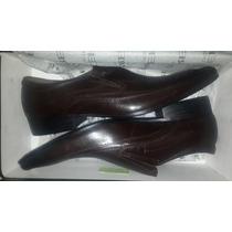 Zapatos De Vestir Para Caballero. Marca Cerere No. 44 Marrón