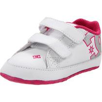 Zapatos Dc Para Bebes Niñas, Nuevos Y Originales !!!