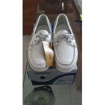 Zapatos Sebago Original Talla 8 1/2 Usa Y 28 1/2 Cm