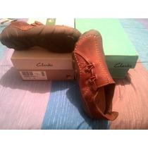 Zapatos Clarks Momo Spirit Originales Color Tan