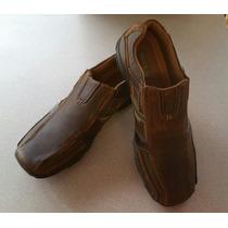 Zapatos Skechers De Cuero Talla 12 Us