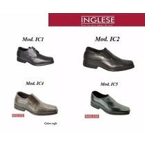 Remate Zapatos Casuales Inglese (100% Original)