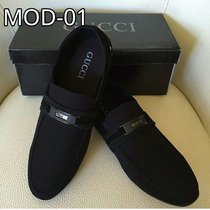 Zapatos Gucci De Caballero