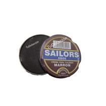 Betun / Crema Marrón Para Zapatos Sailors 30 Gr