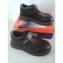 Zapatos Escolares Negro Marca Gigetto