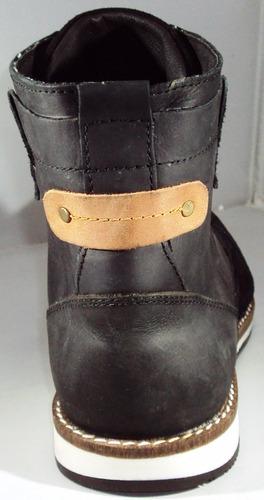 hombre zapatos bota stone borcegos