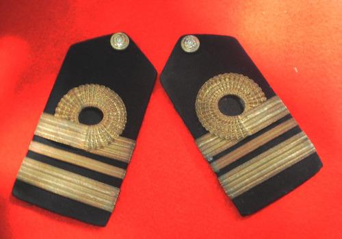 hombrera armada argentina de capitán de corbeta