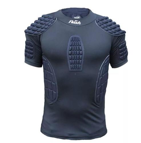 hombrera de rugby flash - total impactor 721 - protecciones