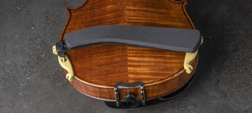 hombreras 4/4 y para violin 3/4