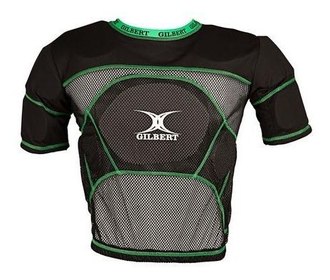 hombreras rugby gilbert triflex - atomic - mercury