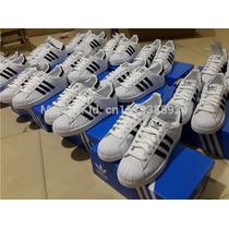 Zapatillas Adidas Superstar Para Hombre Y Mujeres Originales
