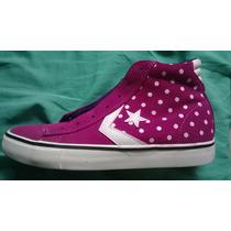 Converse All Star Pro Leather Vulc Violeta