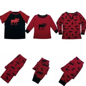 9e6af0f5a Pijamas De Navidad Para Toda La Familia en Mercado Libre México