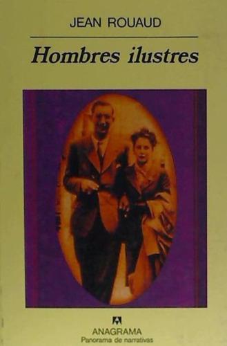 hombres ilustres(libro literatura erótica)