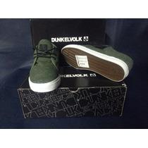 Zapatillas Dunkelvolk Dunk Focus Tallas 41/42 Y43 Nuevas