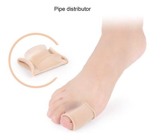 hombres mujeres pulgar eversion corrector de dedo del pie gr
