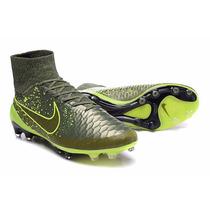 Chimpunes Nike Magista Obra 2015, Verde