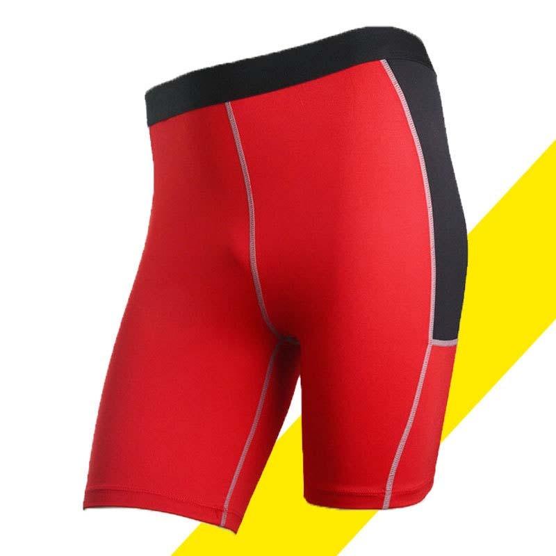 903b39073a74 Hombres Pantalones Cortos Correr Deportes Medias Gimnasio Ap