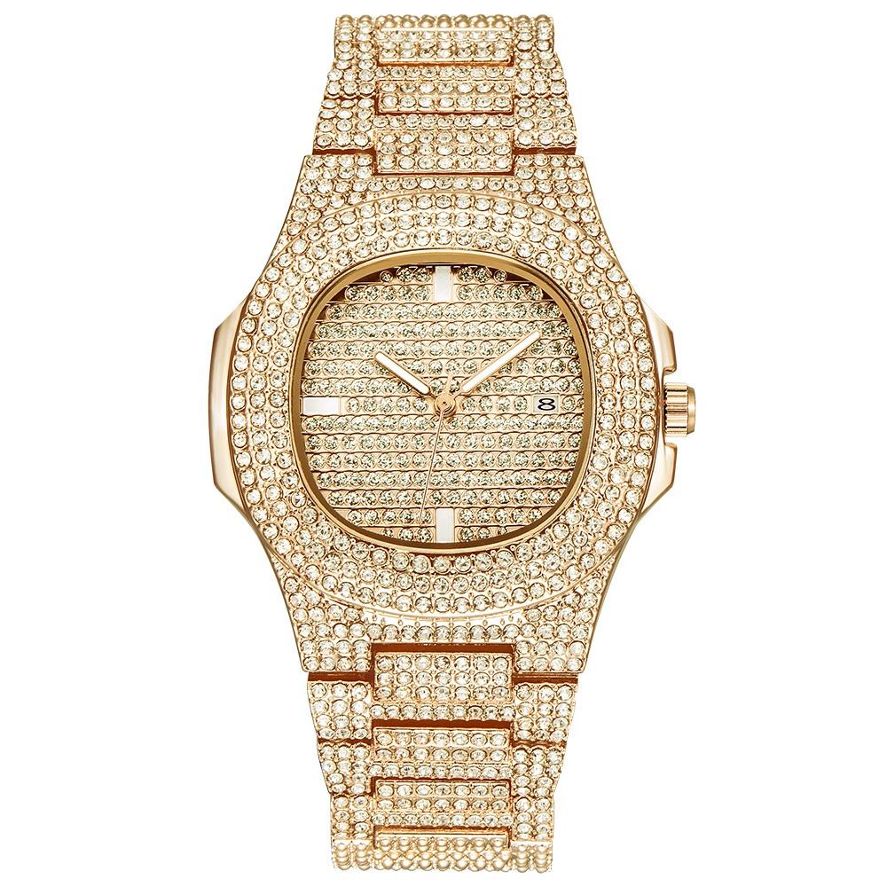 6216aca1118c hombres reloj de cuarzo de negocios relojes completos de. Cargando zoom.