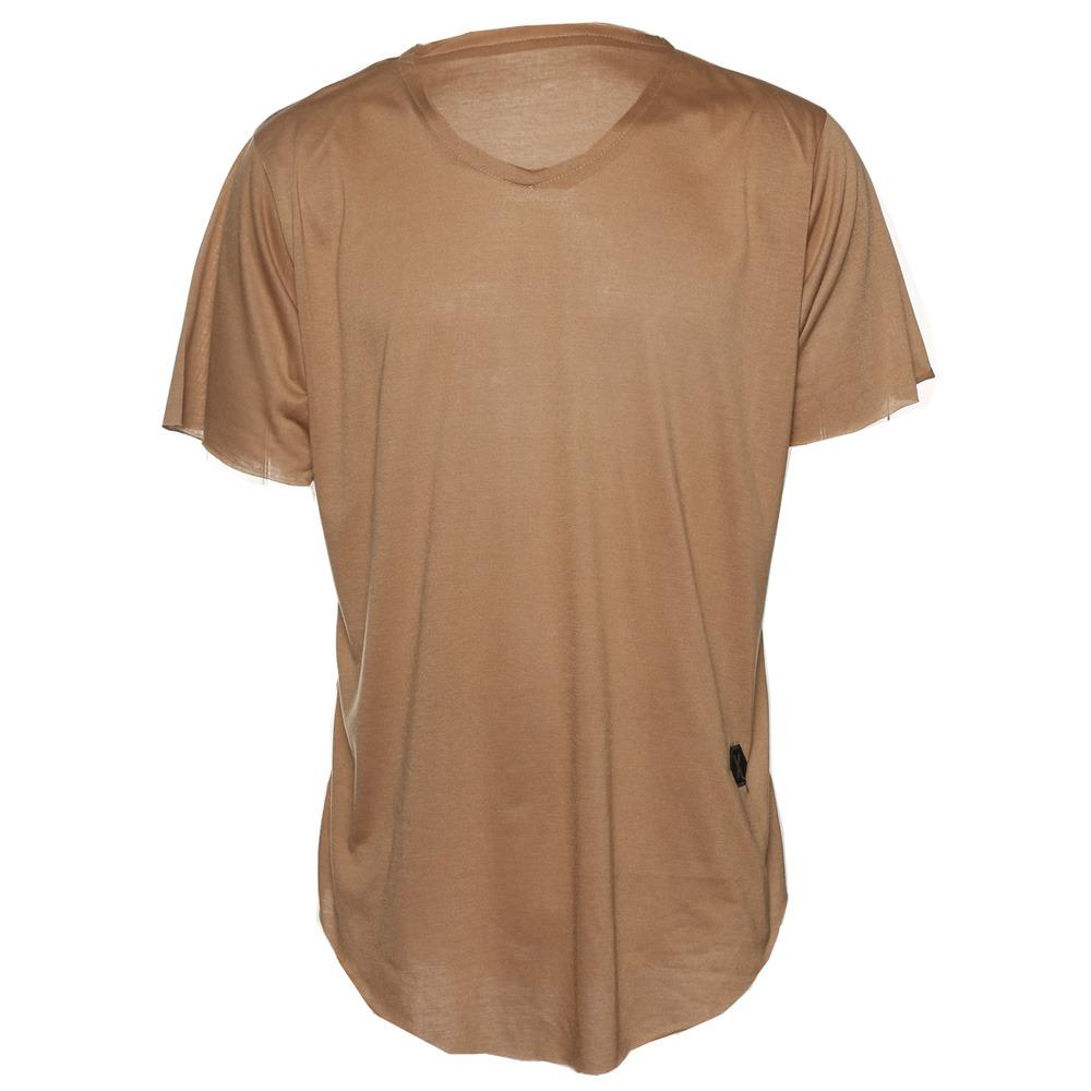 cb68367ff779b Hombres  s Delgado Fit V Cuello Músculo Tee T -shirts Casua ...