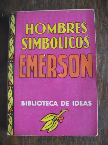 hombres simbólicos.emerson