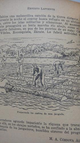 hombres tierras y ocupaciones lapuente microcentro/retiro